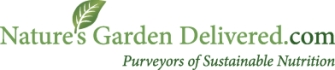 Nature's Garden Delivered Logo